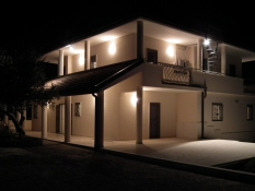 Villa Murgese by night