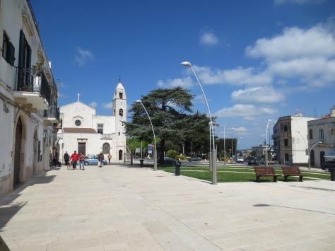Piazza Via Aldo Moro