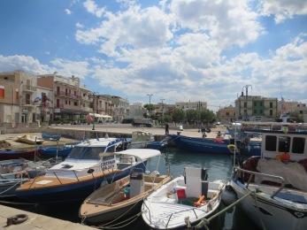 Port, Savelletri